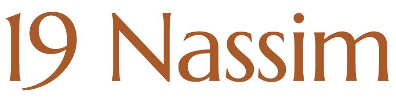 19 Nassim Logo Singapore